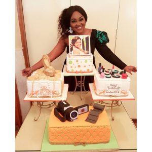 Mercy Aigbe Gentry Birthday 2016 7
