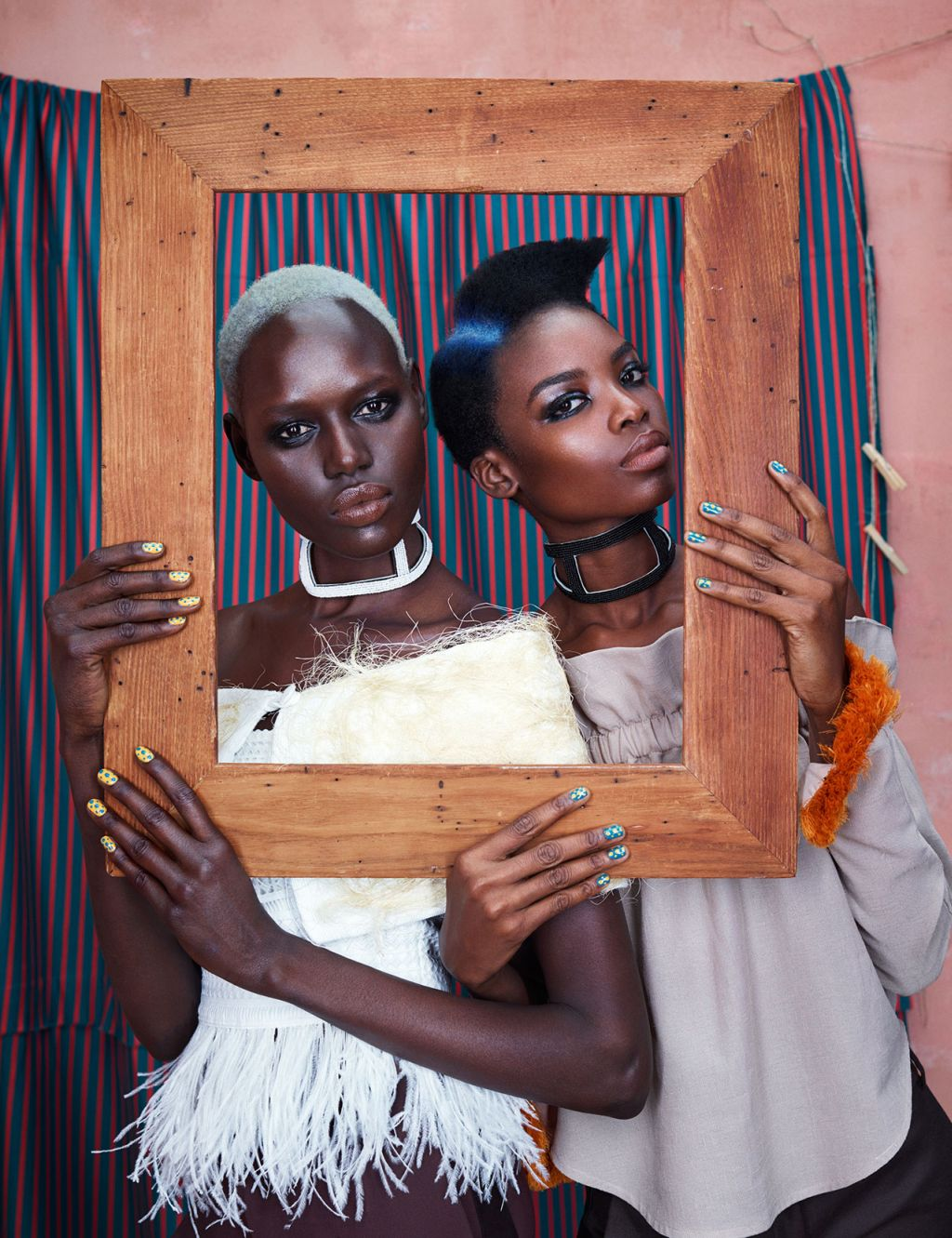 Models.com Africa Rising Fashion Editorial - BellaNaija - January2016
