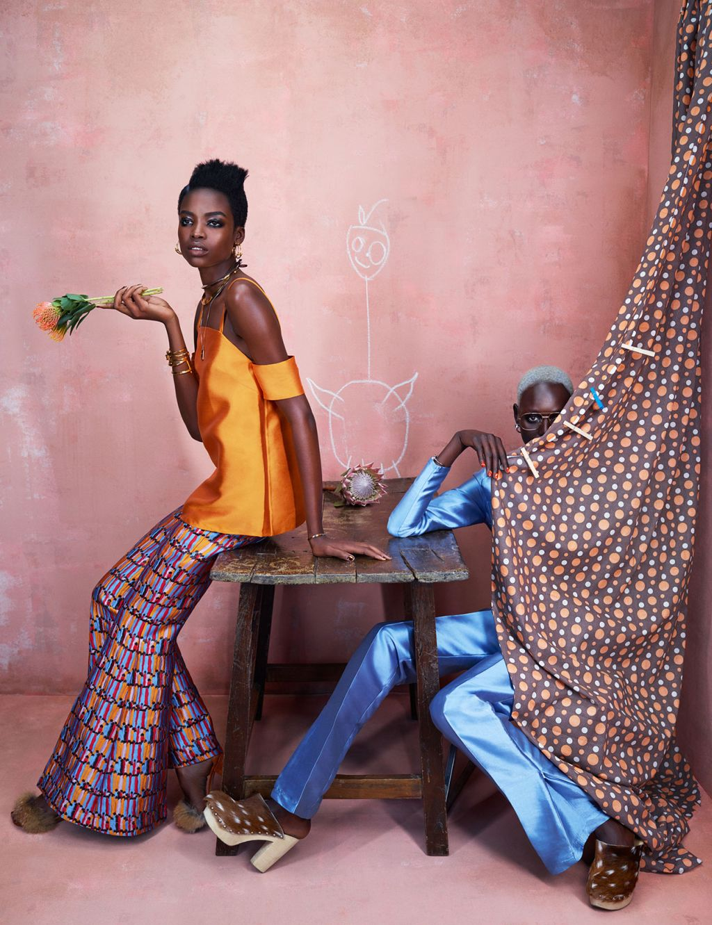 Models.com Africa Rising Fashion Editorial - BellaNaija - January2016003