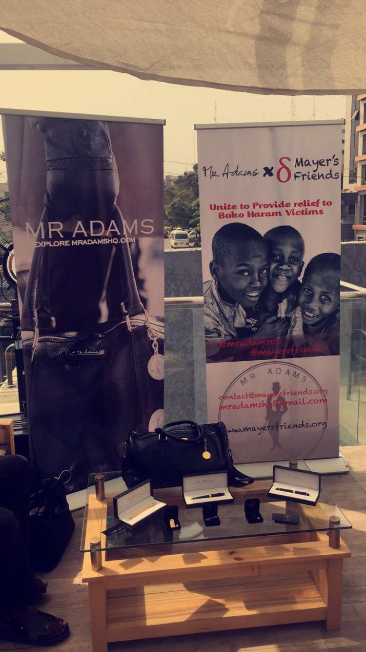 Mr Adams Event 2