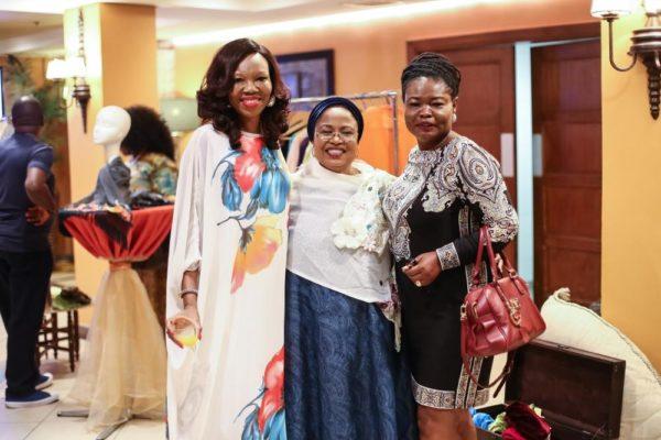 Betty Irabor, Hajia Aisha & Ruth Benamasia-Opia