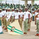 PIC. 24. NYSC 2014 BATCH 'C' CORPS MEMBERS DURING THEIR PASSING-OUTPARRADE IN YENAGOA ON THURSDAY (15/10/15). 7286/15/10/2015/AO/BJO/NAN