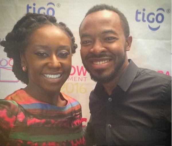 Nana Mensah & OC Ukeje