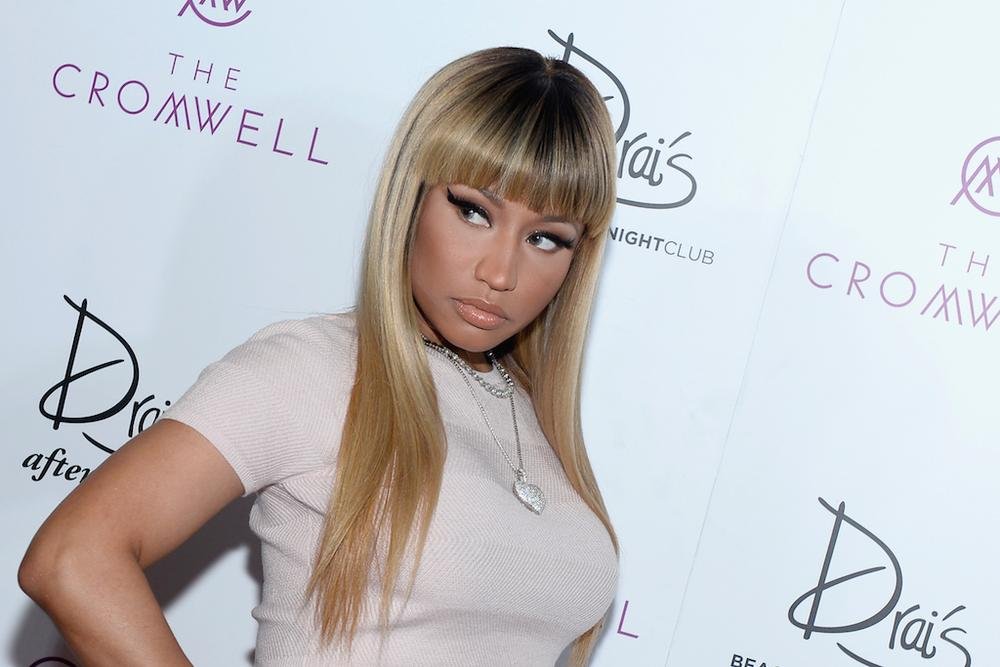 Drais Nightclub Rings In 2016 With Unforgettable LIVE Performance By Celebrated Artists Nicki Minaj And