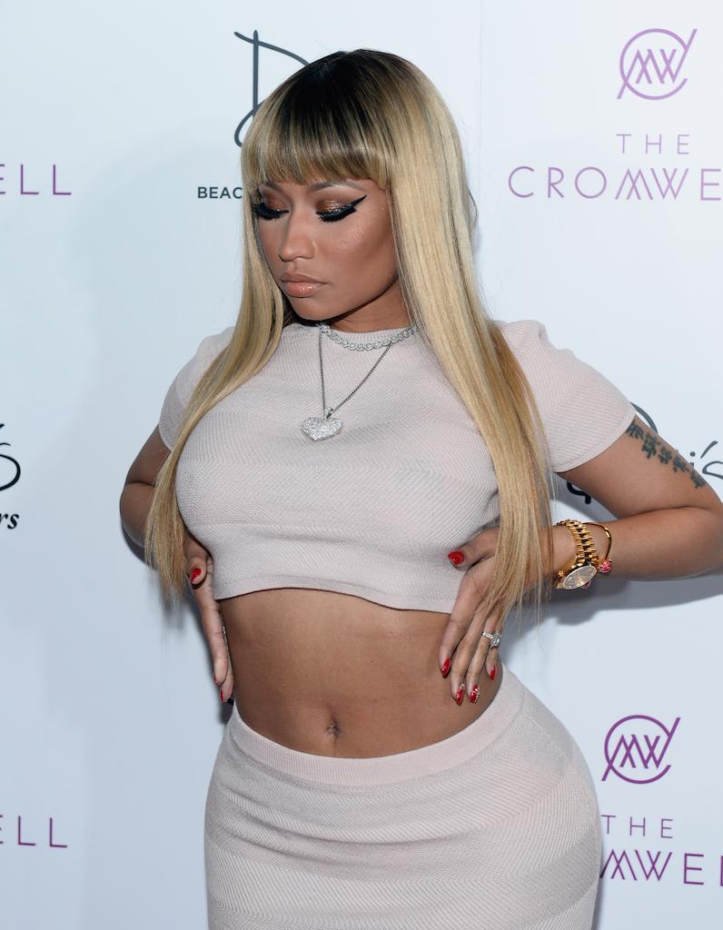 Nicki Minaj Porno Vidoes  Pornhubcom