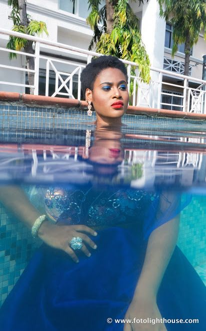 No Air Underwater Shoot - BellaNaija - Januray2016002