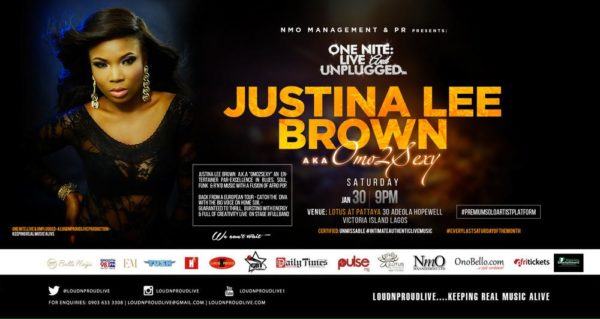 ONLU JUSTINA LEE BROWN aka Omo2sexy