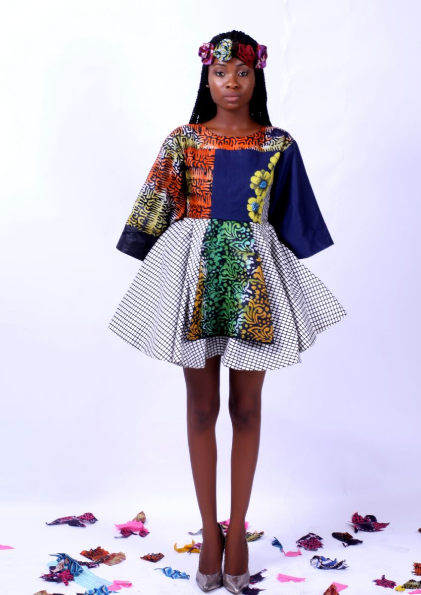 styles for adire obeeh couture 2016 collection bellanaija  : Obeampeh Couture 2016 Collection BellaNaija Januray2016003 from hairstylegalleries.com size 850 x 1200 jpeg 99kB
