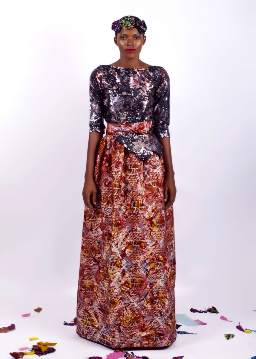 Obeampeh Couture 2016 Collection - BellaNaija - Januray2016007