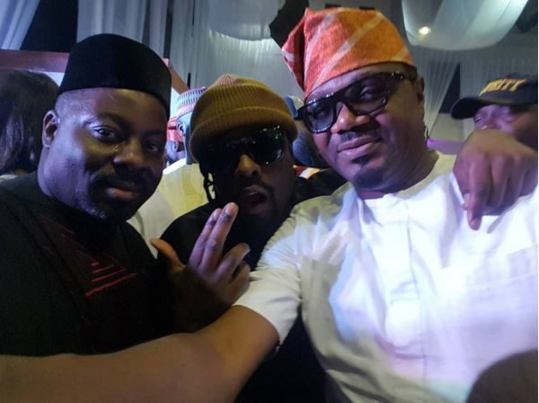 Obi Asika, Wale & DJ Jimmy Jatt