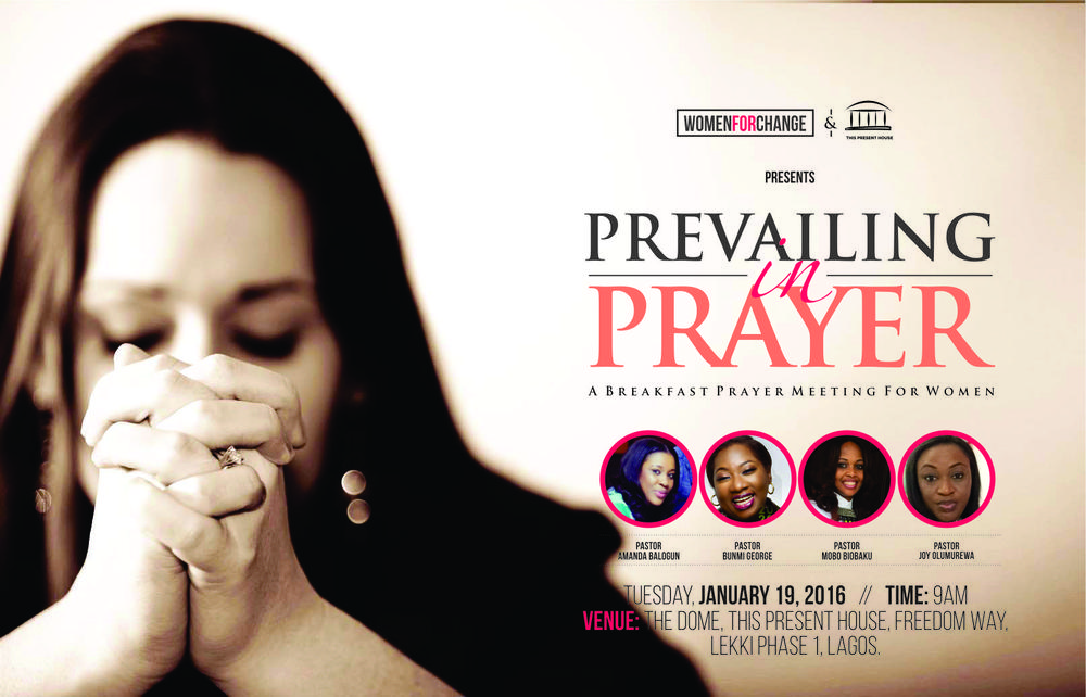 Prevailing Prayer Metting TPH