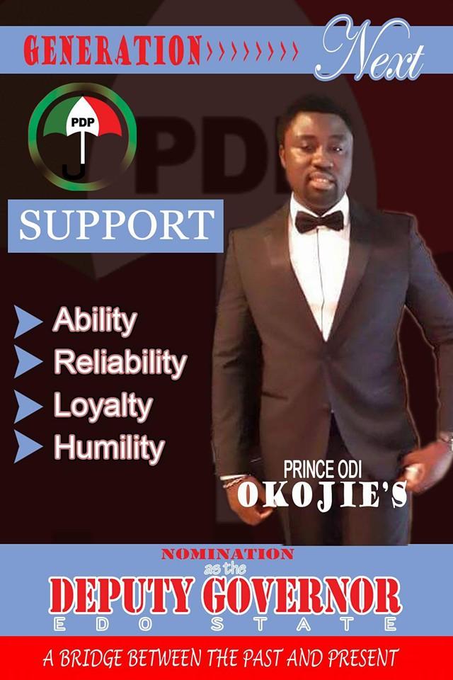 Prince Odi Okojie Edo State 5