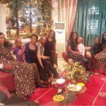 Princess Ekene Umenyiora, Dilly Umenyiora, Fifi Umenyiora, Osi Umenyiora, Leila Lopez Umenyiora, Naeto C, Nicole Chikwe, Ken Dough and Megan Dough
