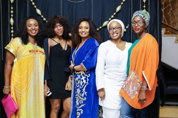 Rahaman sisters, Ezinne Chinkata, Yewande Adewusi
