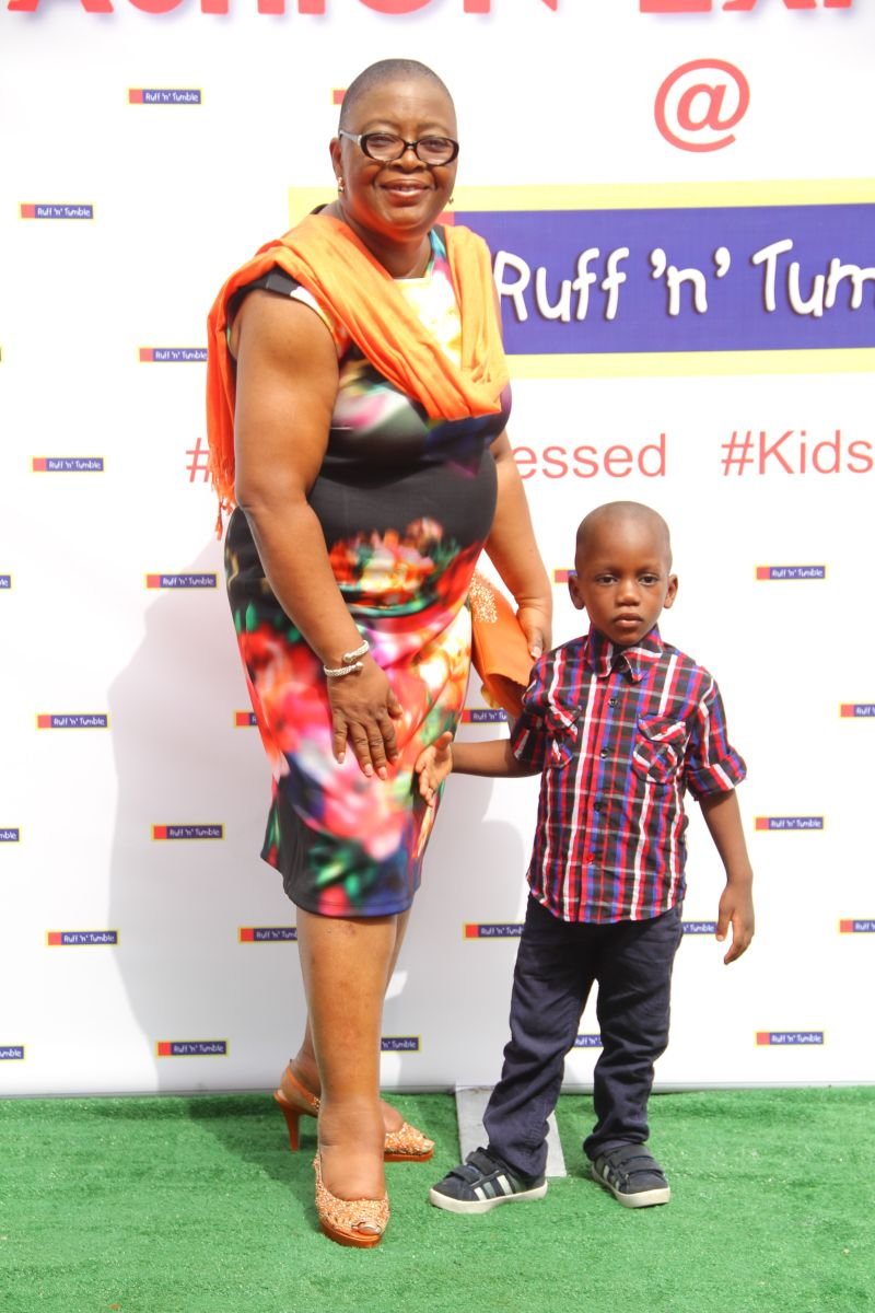 Ruff 'n' Tumble's Exclusive Red Carpet & Shopping Event - BellaNaija - Januray2016003