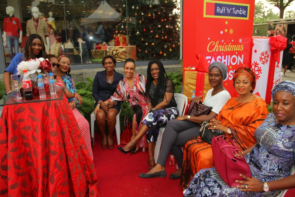 Ruff 'n' Tumble's Exclusive Red Carpet & Shopping Event - BellaNaija - Januray2016008