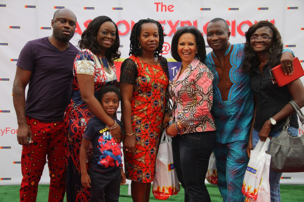 Ruff 'n' Tumble's Exclusive Red Carpet & Shopping Event - BellaNaija - Januray2016015