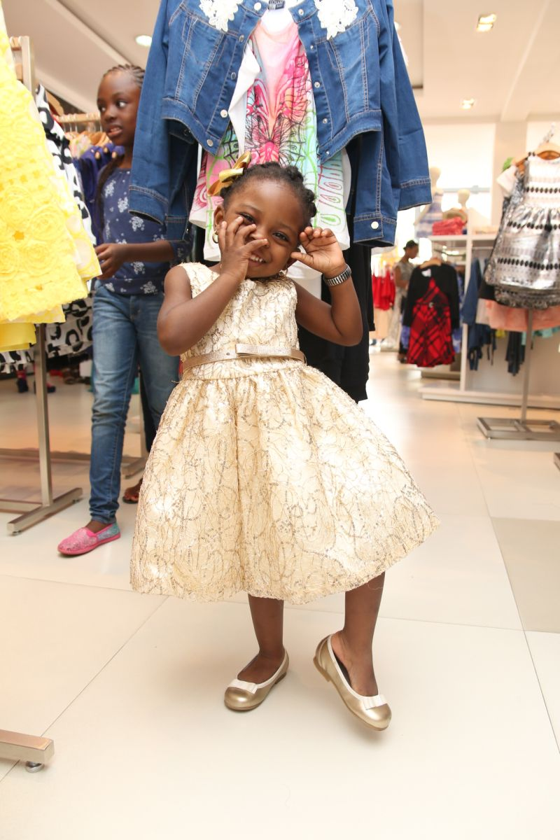 Ruff 'n' Tumble's Exclusive Red Carpet & Shopping Event - BellaNaija - Januray2016023
