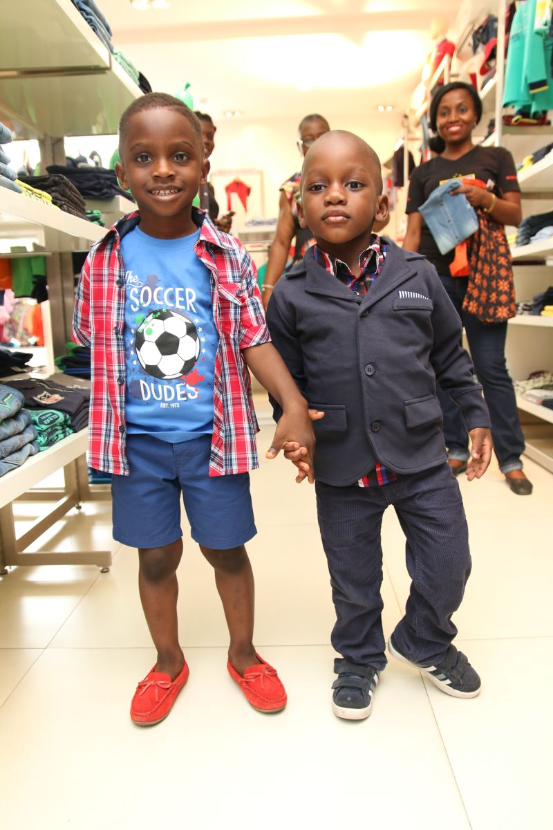Ruff 'n' Tumble's Exclusive Red Carpet & Shopping Event - BellaNaija - Januray2016027
