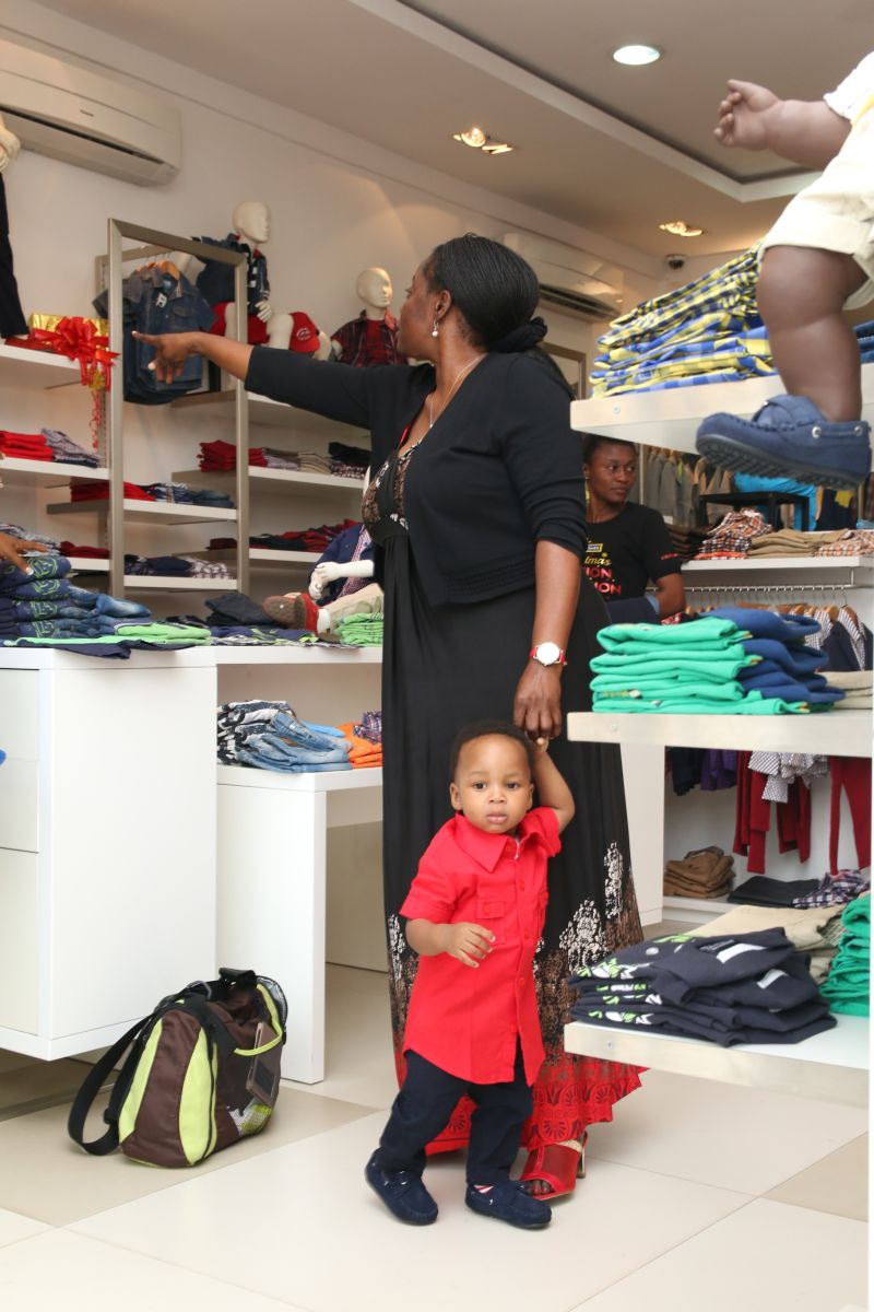 Ruff 'n' Tumble's Exclusive Red Carpet & Shopping Event - BellaNaija - Januray2016030
