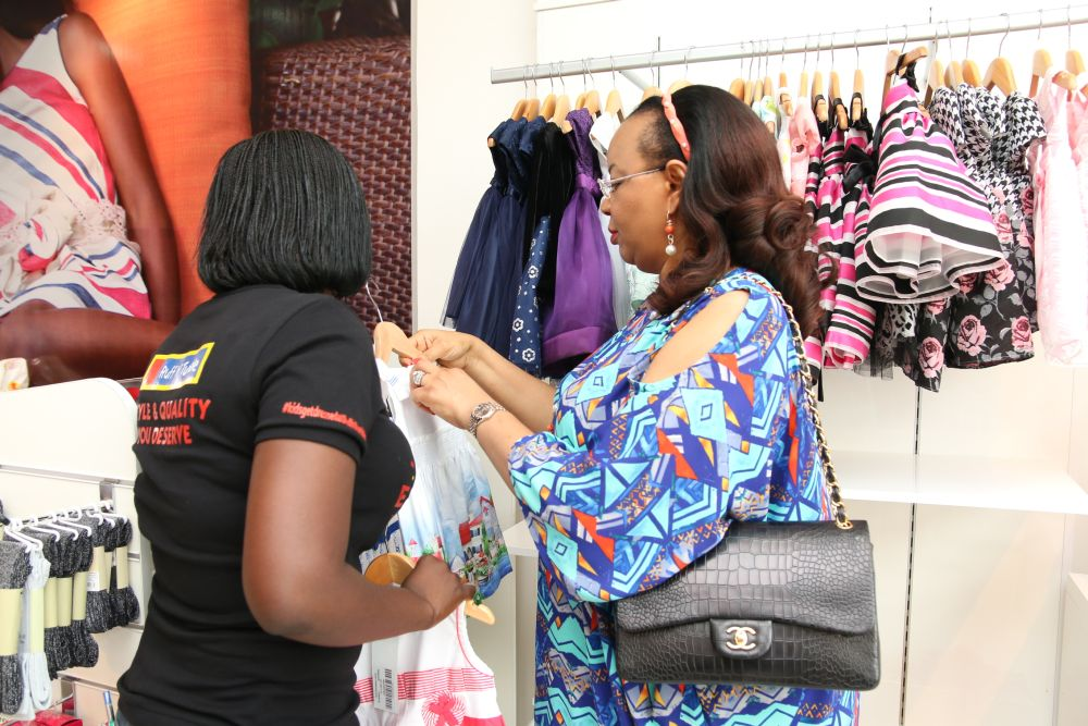 Ruff 'n' Tumble's Exclusive Red Carpet & Shopping Event - BellaNaija - Januray2016041