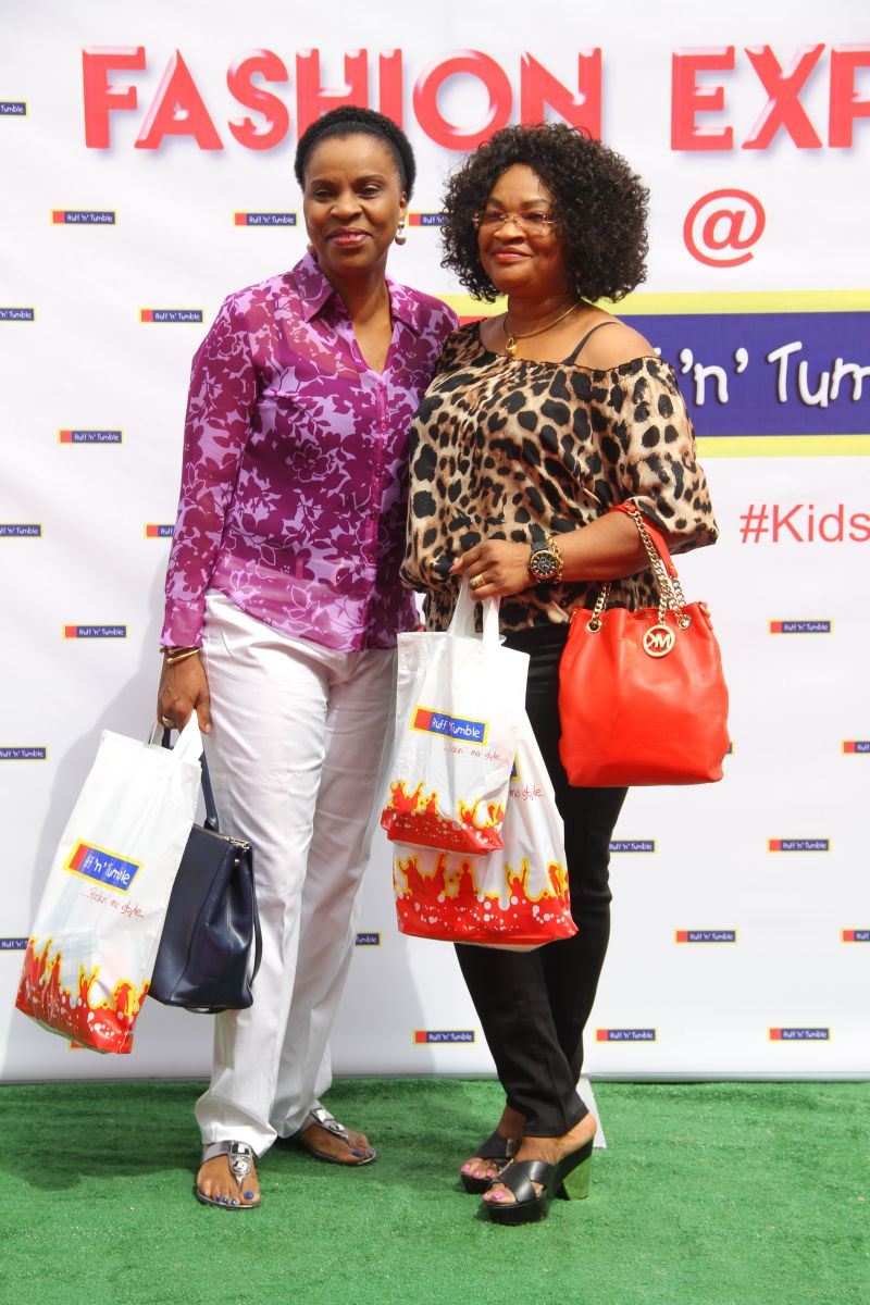 Ruff 'n' Tumble's Exclusive Red Carpet & Shopping Event - BellaNaija - Januray2016051