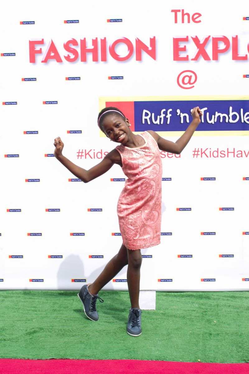 Ruff 'n' Tumble's Exclusive Red Carpet & Shopping Event - BellaNaija - Januray2016052