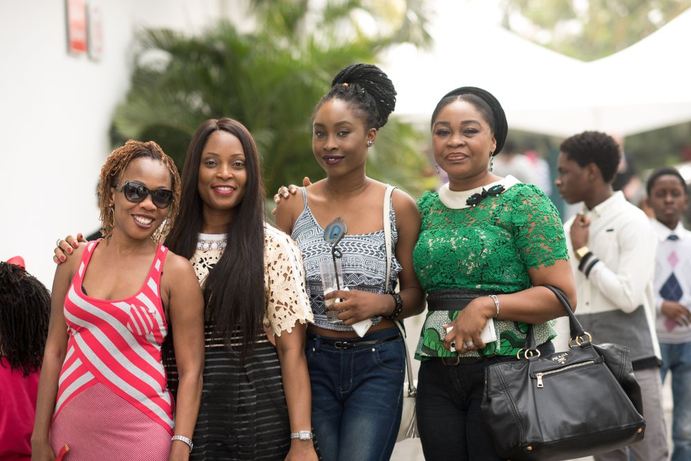 Ruff 'n' Tumble's Exclusive Red Carpet & Shopping Event - BellaNaija - Januray2016060