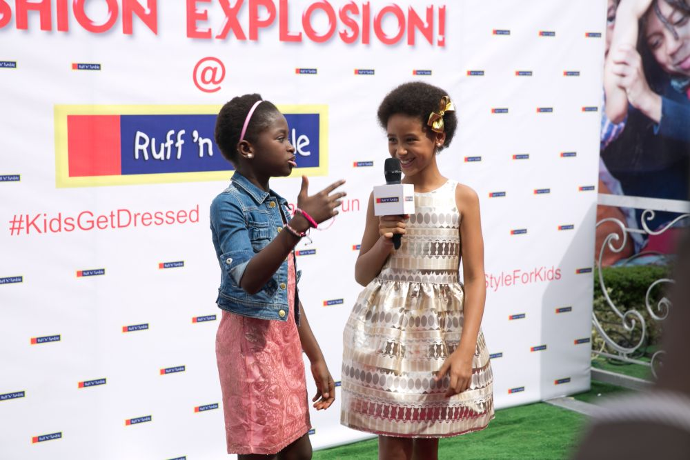Ruff 'n' Tumble's Exclusive Red Carpet & Shopping Event - BellaNaija - Januray2016068