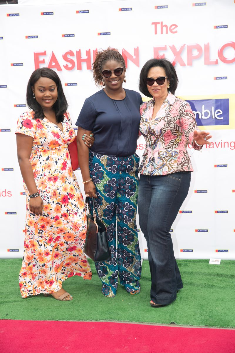 Ruff 'n' Tumble's Exclusive Red Carpet & Shopping Event - BellaNaija - Januray2016070