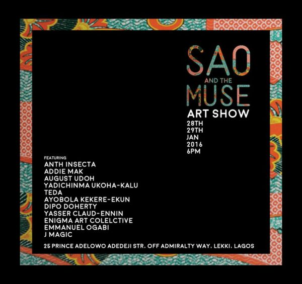 SAO & the Muse - Jan 2016