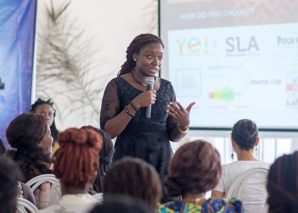 She Leads Africa SheHiveAccra BootCamp - BellaNaija - Januray2016005