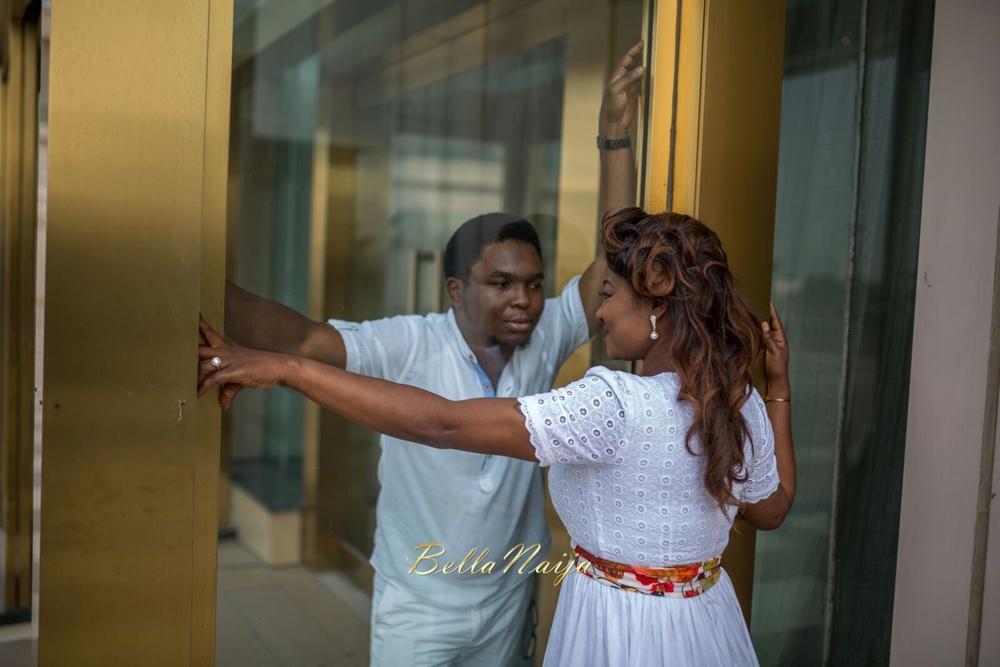 Spellz the Producer and Dije Badaki Pre-Wedding Shoot_IMG-20160117-WA0004