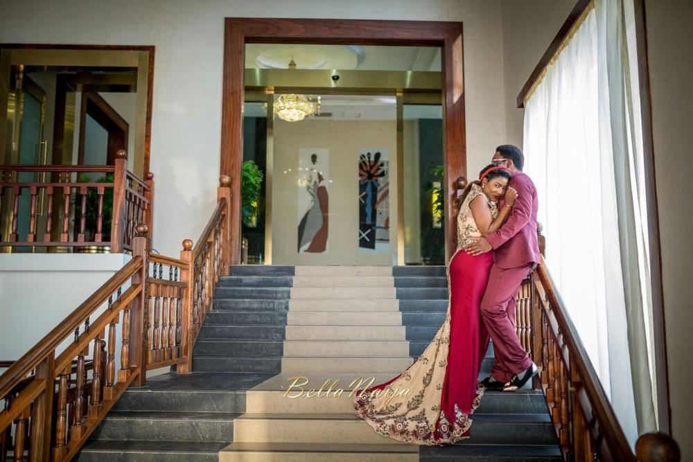 Spellz the Producer and Dije Badaki Pre-Wedding Shoot_IMG-20160117-WA0011