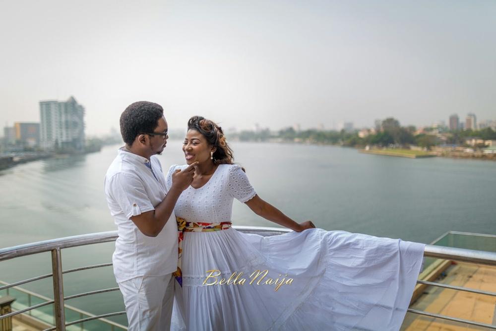 Spellz the Producer and Dije Badaki Pre-Wedding Shoot_IMG-20160117-WA0013