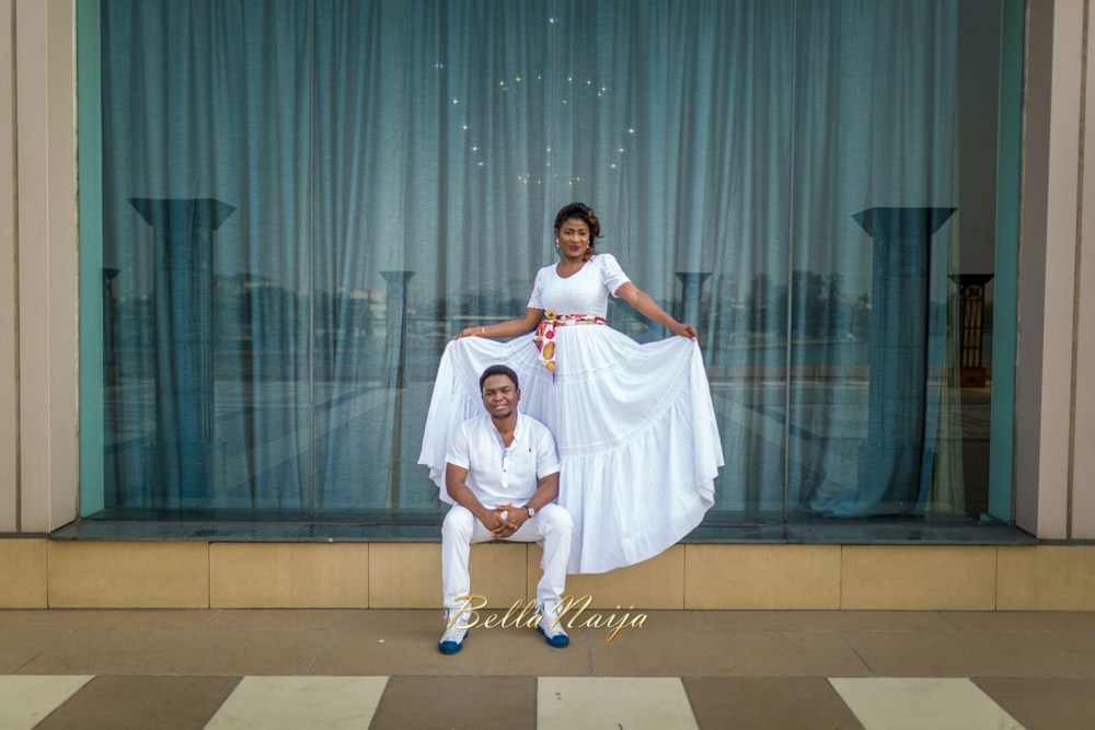 Spellz the Producer and Dije Badaki Pre-Wedding Shoot_IMG-20160117-WA0016