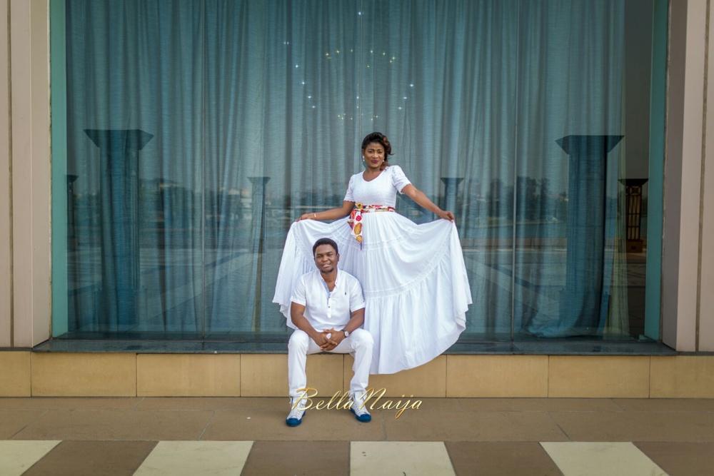Spellz the Producer and Dije Badaki Pre-Wedding Shoot_IMG-20160117-WA0016