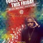 Spice Route DJ Xclusive Jan 2016