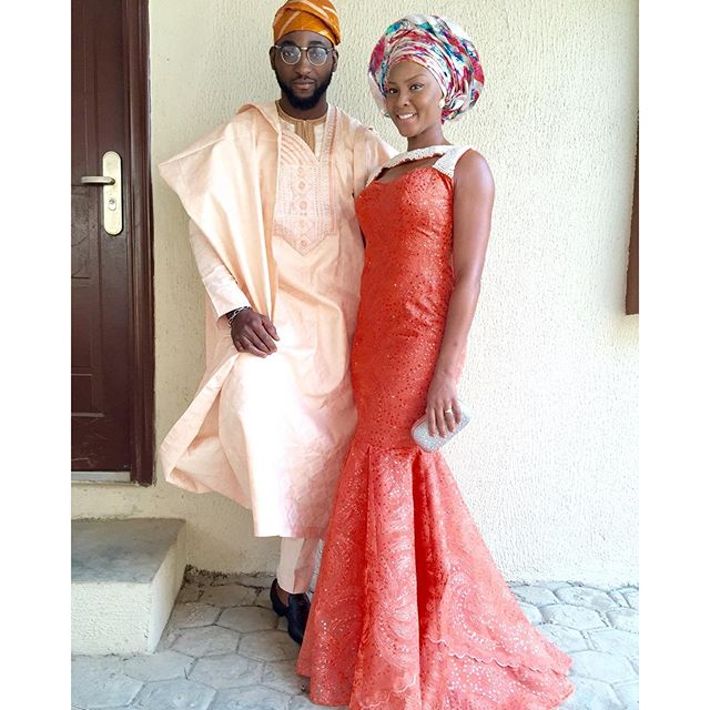 Squared2016_Toolz and Tunde Demuren Traditional Wedding_Gbenro Ajibade and Osas Ighodaro