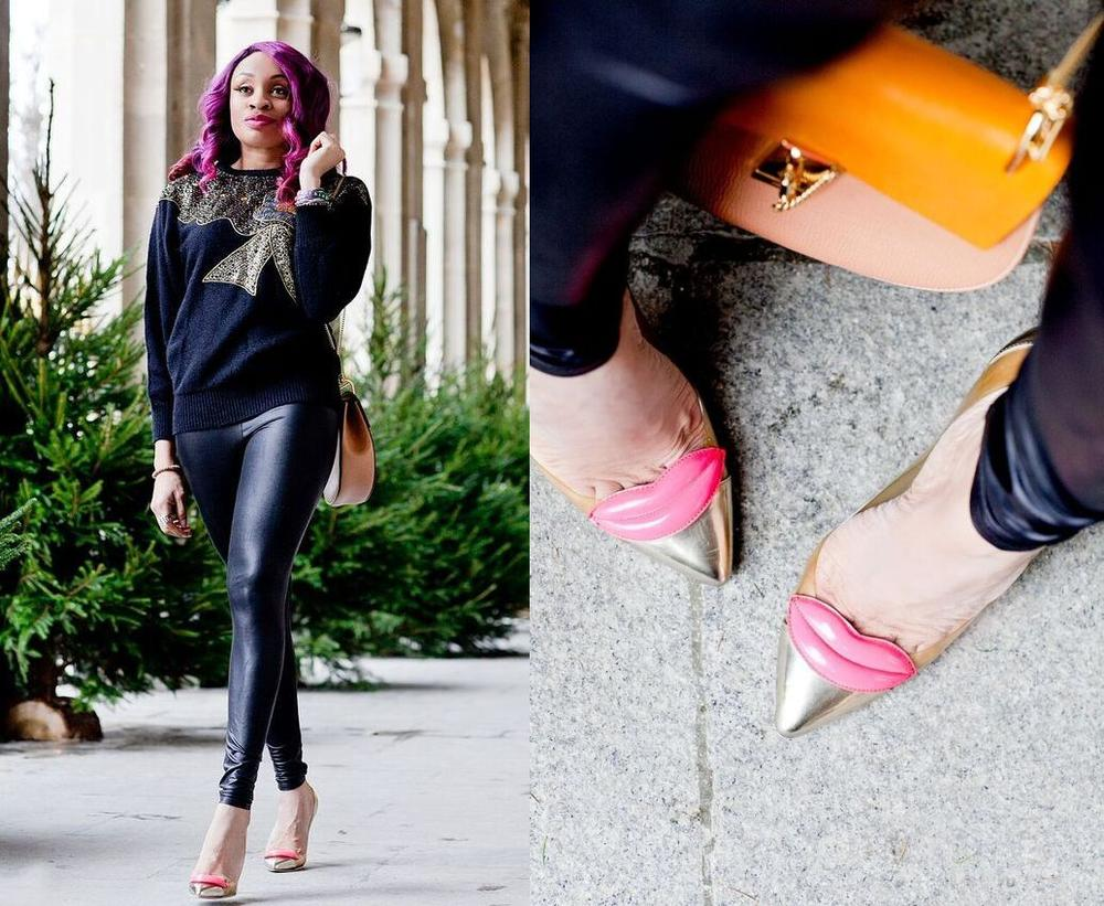 With Love From Paris 5 Fabulous Outfit Ideas From Nigerian Fashion Blogger Stephanie Okafor Of