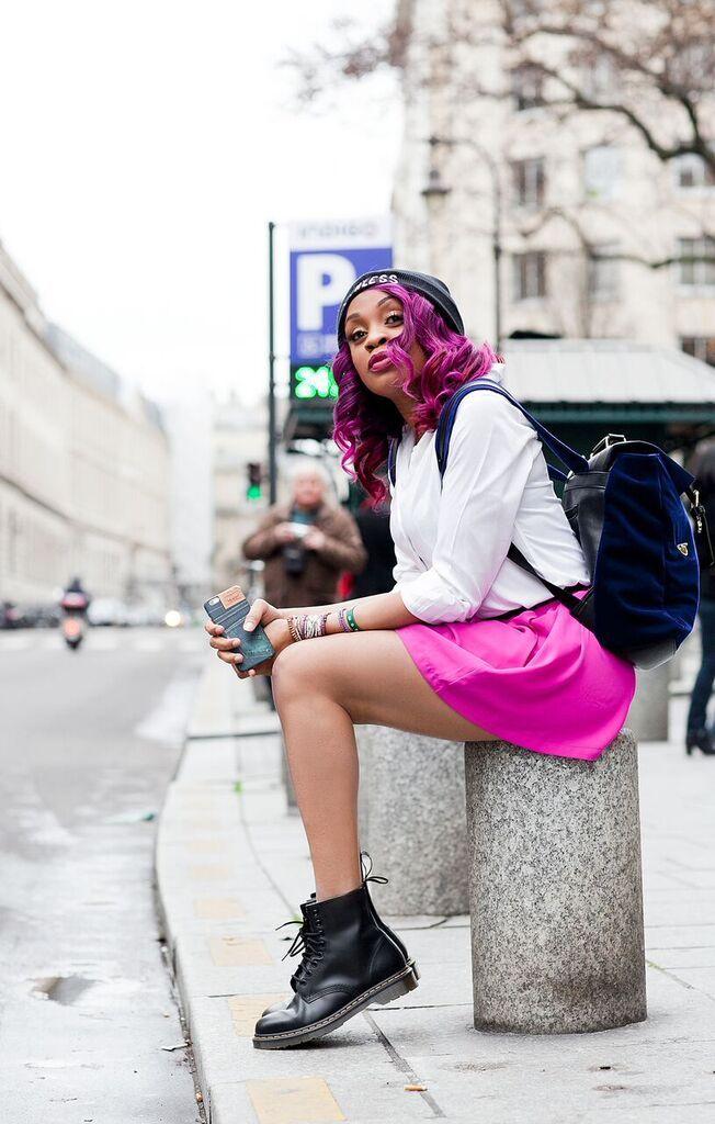 Stephanie Okafor of Metrogypsie in Paris - BellaNaija - Januray2016018