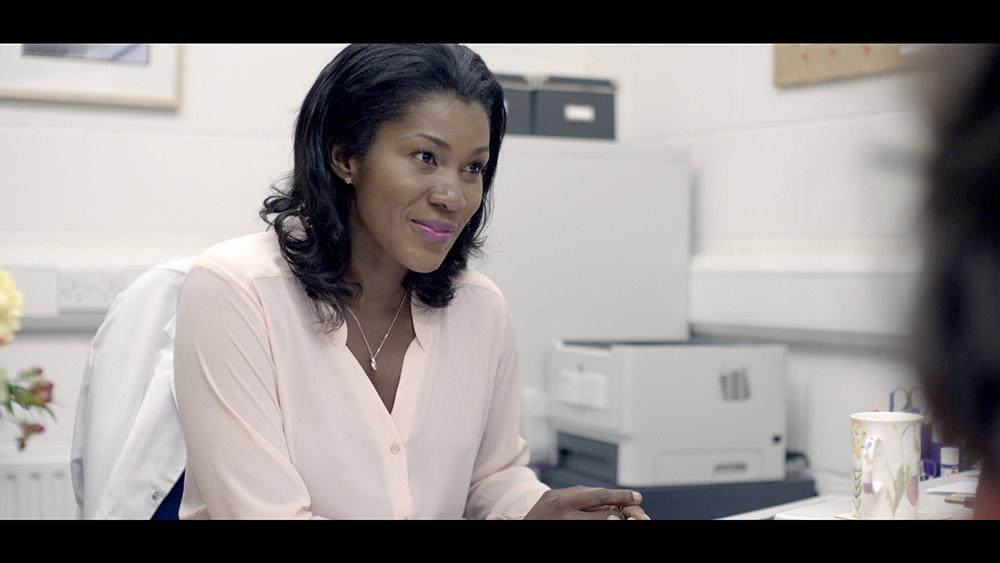 StephanieLinus-as-Dr-Zara