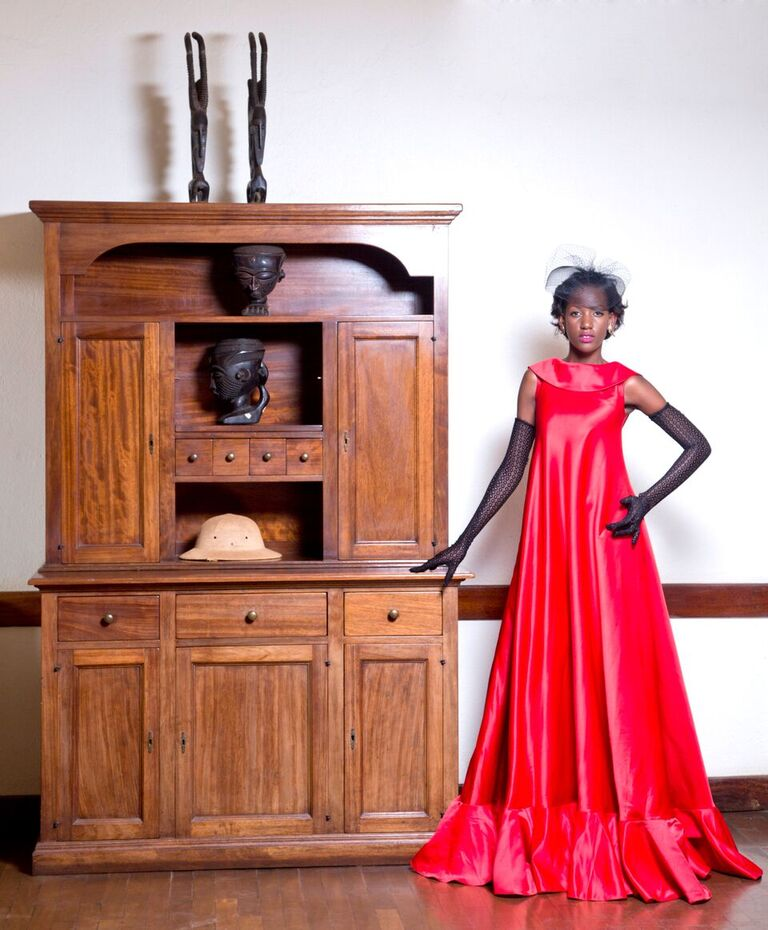 Sylvia Owori La View En Rose Collection - BellaNaija - January20160010