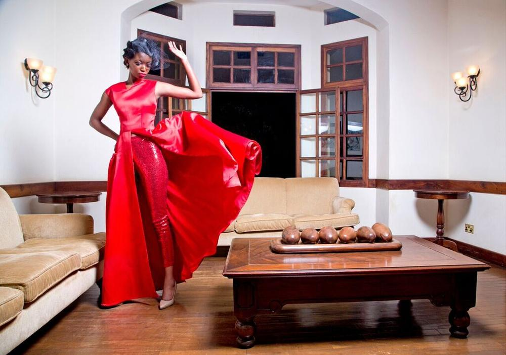 Sylvia Owori La View En Rose Collection - BellaNaija - January20160011