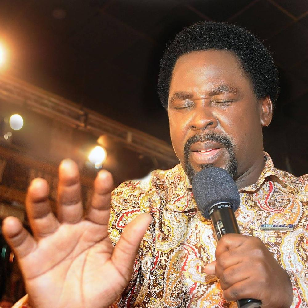 Image result for tb joshua