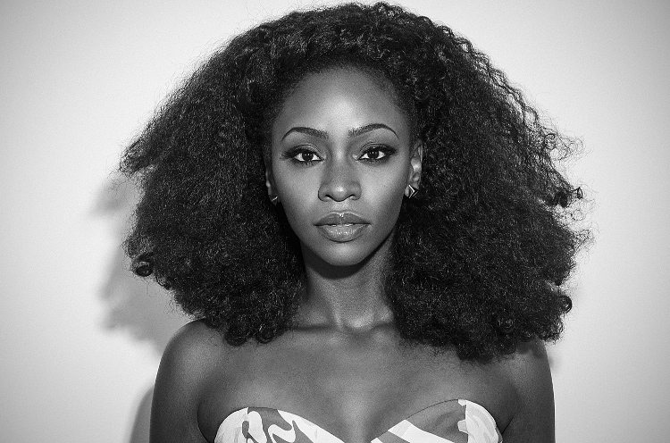 Teyonah Parris for Issue Magazine - BellaNaija - January2016