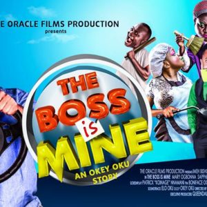 The Boss is Mine