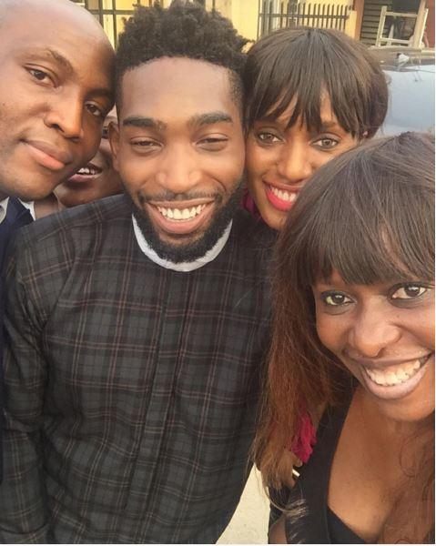 Tinie Tempah in Lagos 4