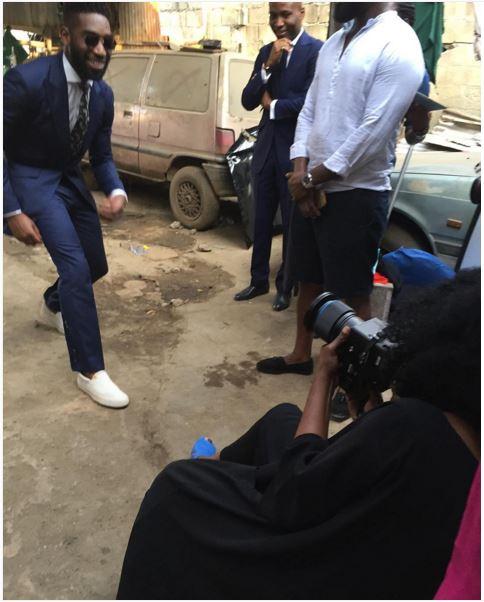 Tinie Tempah in Lagos 6