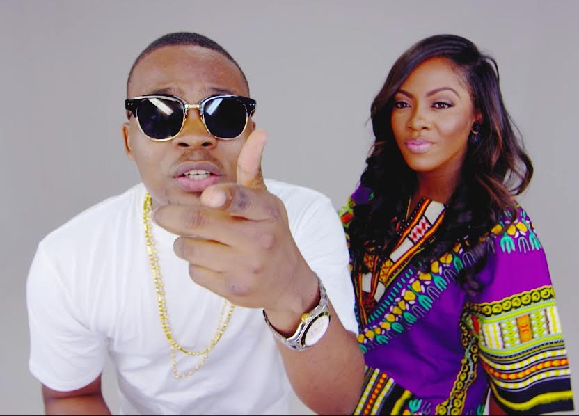 Tiwa Olamide Standing Ovation Video 3